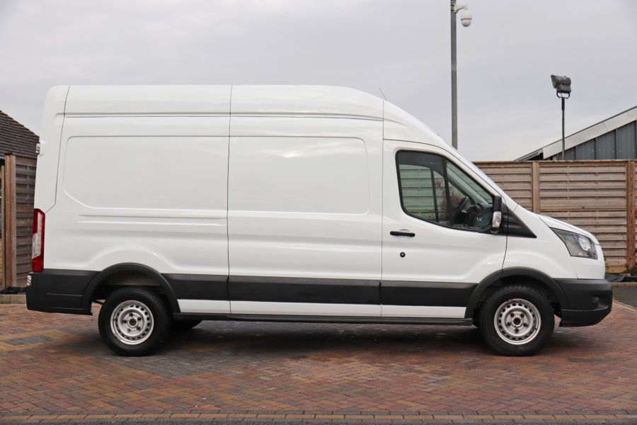 FORD TRANSIT 350 TDCI 130 L3H3 FRIDGE VAN LWB HIGH ROOF - 11298 - 3