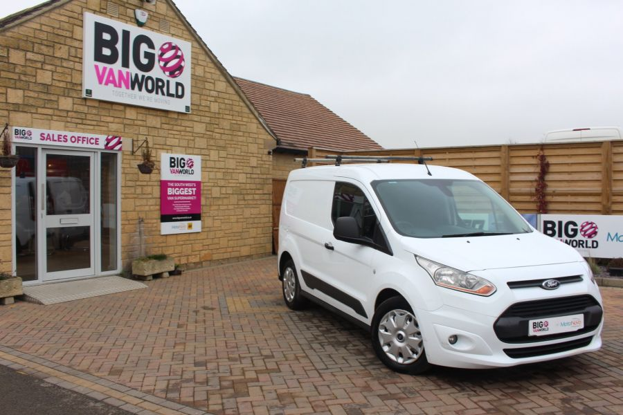 FORD TRANSIT CONNECT 200 TDCI 95 L1 H1 TREND SWB LOW ROOF - 6989 - 1