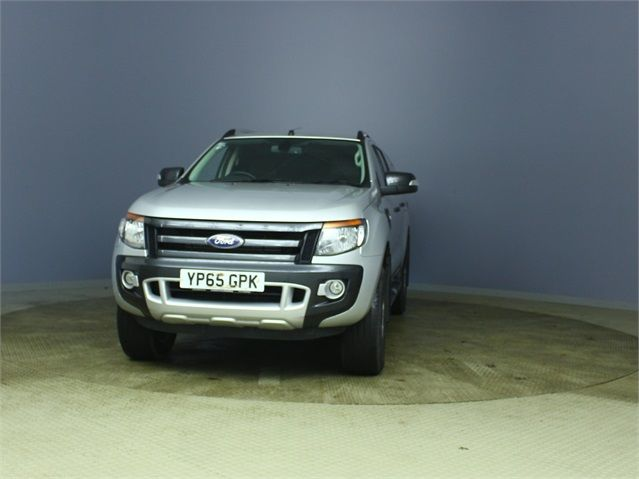 FORD RANGER WILDTRAK 4X4 TDCI 197 BHP DOUBLE CAB WITH TRUCKMAN TOP - 7203 - 6