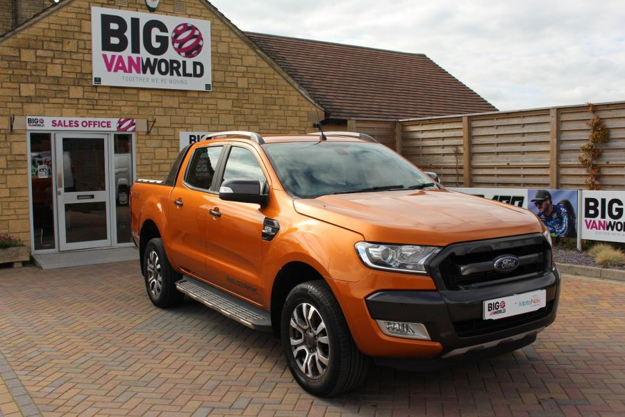 FORD RANGER WILDTRAK TDCI 200 4X4 DOUBLE CAB - 9461 - 2