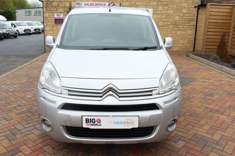 CITROEN BERLINGO 625 HDI 75 L1 H1 ENTERPRISE SWB LOW ROOF - 7423 - 9