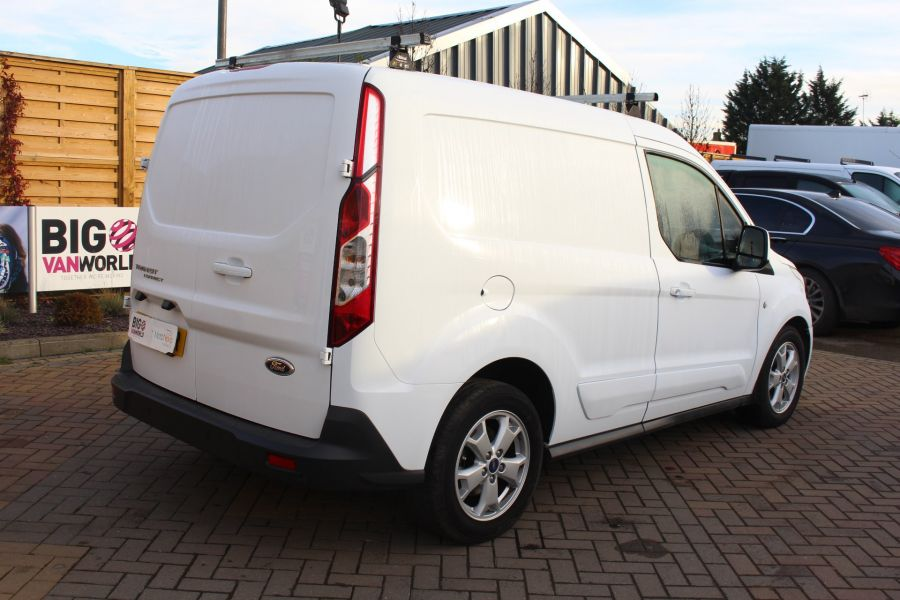 FORD TRANSIT CONNECT 200 TDCI 115 L1 H1 LIMITED SWB LOW ROOF - 6964 - 5