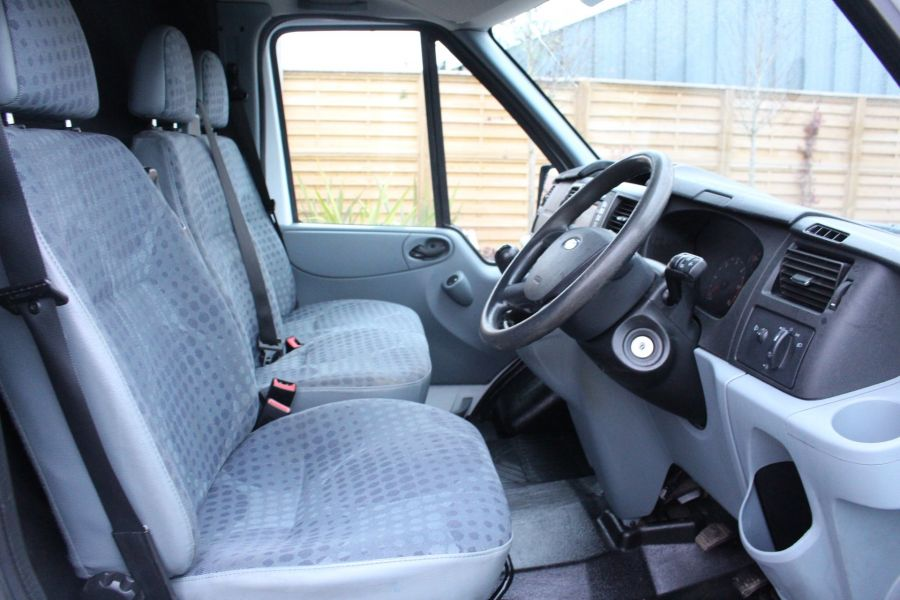 FORD TRANSIT 350 TDCI 100 LWB MEDIUM ROOF FWD - 6683 - 11