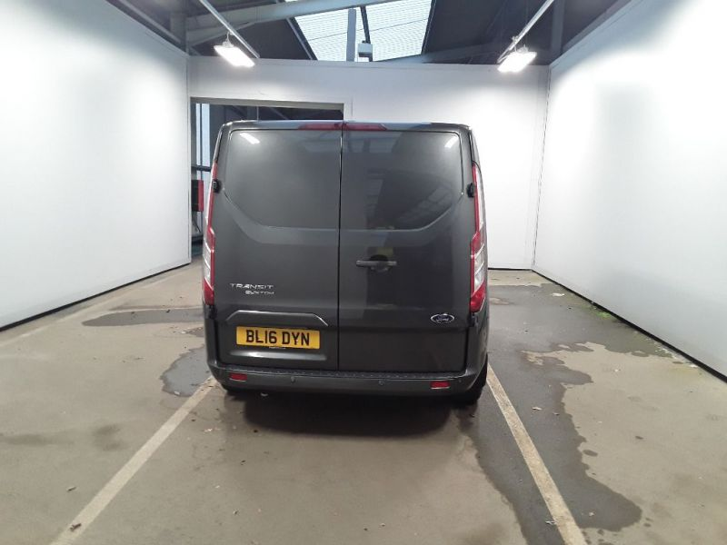 FORD TRANSIT CUSTOM 290 TDCI 125 L2H1 LIMITED FRIDGE VAN LWB LOW ROOF FWD - 11765 - 4