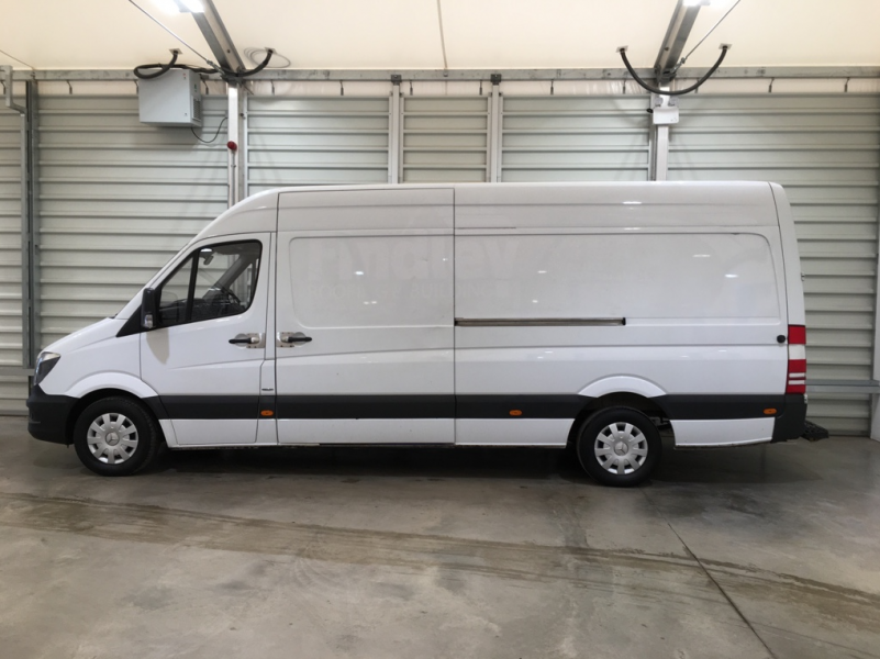 MERCEDES SPRINTER 314 CDI 140 PREMIUM EDITION LWB HIGH ROOF - 11256 - 7