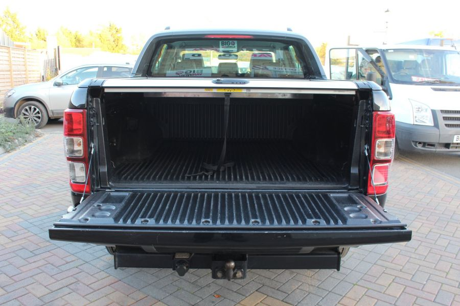 FORD RANGER WILDTRAK TDCI 200 4X4 DOUBLE CAB WITH ROLL'N'LOCK TOP - 8339 - 22