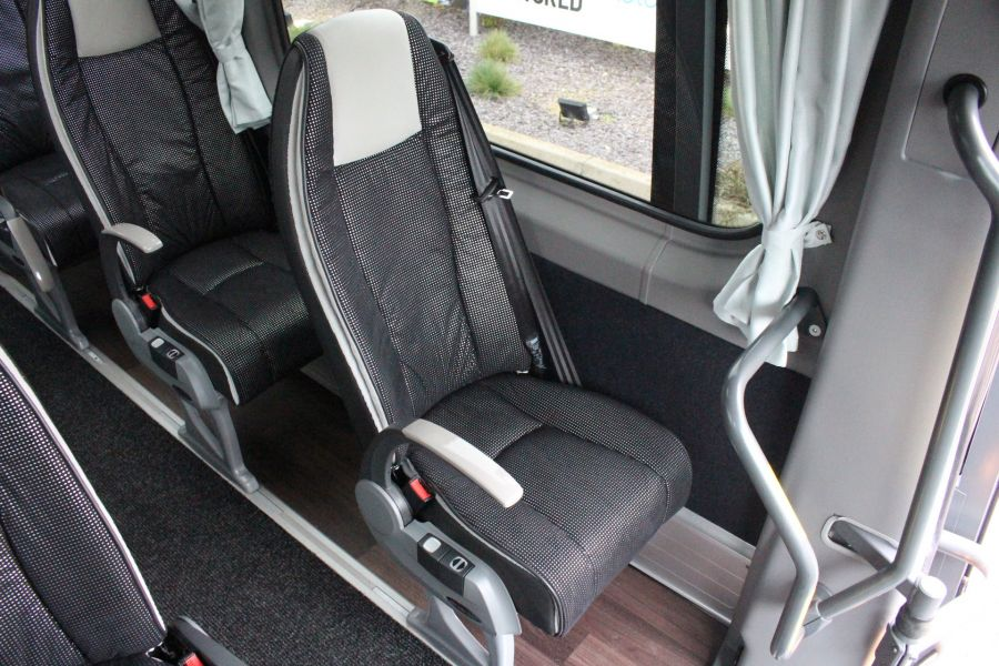 MERCEDES SPRINTER 516 TRAVEL 45 XLWB 16 SEAT SINGLE DECK COACH - 8762 - 17
