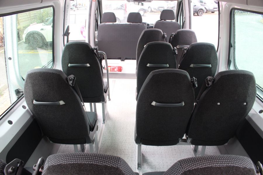 MERCEDES SPRINTER 316 CDI 163 TRAVELINER LWB 15 SEAT BUS HIGH ROOF - 8106 - 30