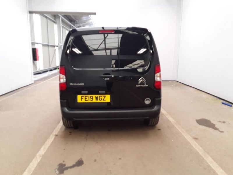 CITROEN BERLINGO M 1000 BLUEHDI 100 ENTERPRISE - 11218 - 4
