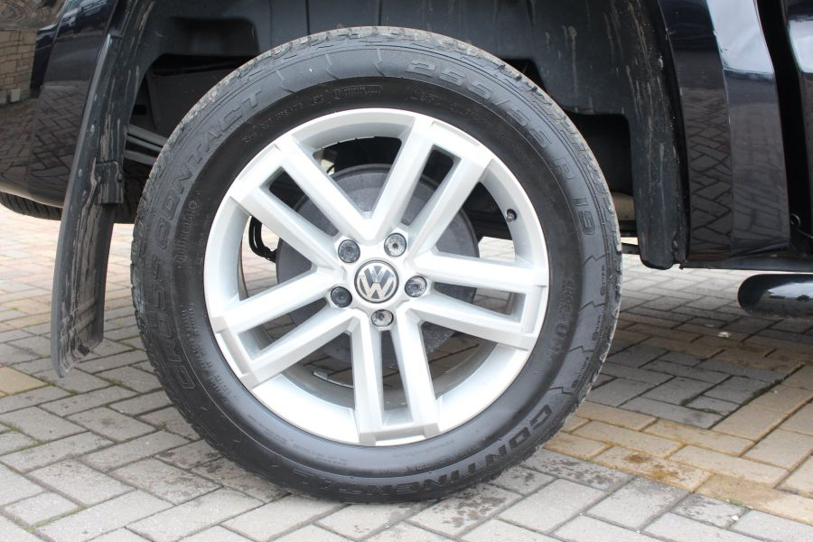 VOLKSWAGEN AMAROK A32 BITDI 180 CANYON 4MOTION SPECIAL EDITION DOUBLE CAB AUTO WITH ROLL'N'LOCK TOP - 6869 - 10