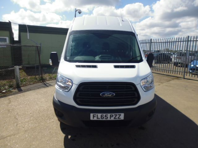 FORD TRANSIT 350 TDCI 125 L3 H3 LWB HIGH ROOF - 6322 - 7