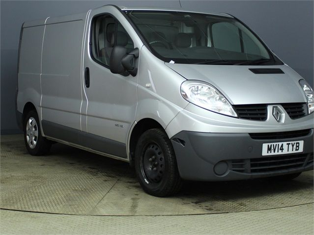 RENAULT TRAFIC SL27 DCI 115 SWB LOW ROOF - 7287 - 1