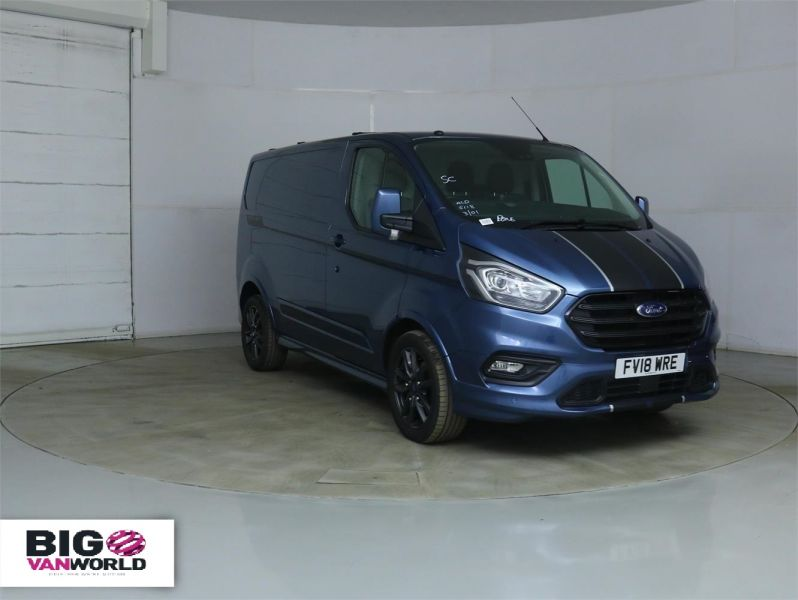 FORD TRANSIT CUSTOM 290 TDCI 170 L1 H1 SPORT SWB LOW ROOF FWD - 8961 - 2