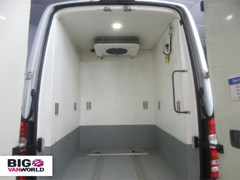 MERCEDES SPRINTER 313 CDI MWB HIGH ROOF FRIDGE WITH OVERNIGHT - 7388 - 14