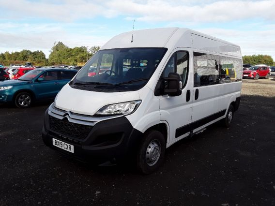 Used CITROEN RELAY in Used Vans Swindon for sale