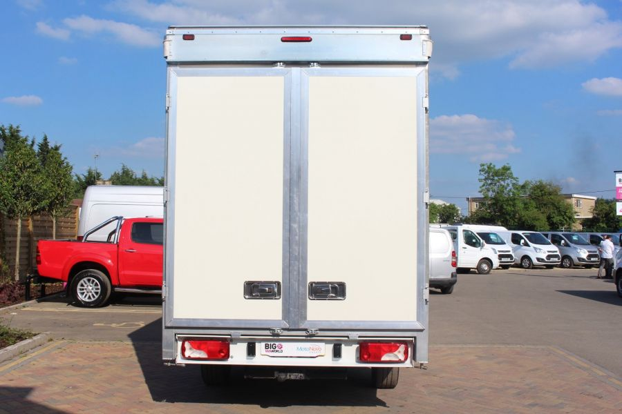 MERCEDES SPRINTER 313 CDI LWB CURTAIN SIDE BOX VAN - 6902 - 5
