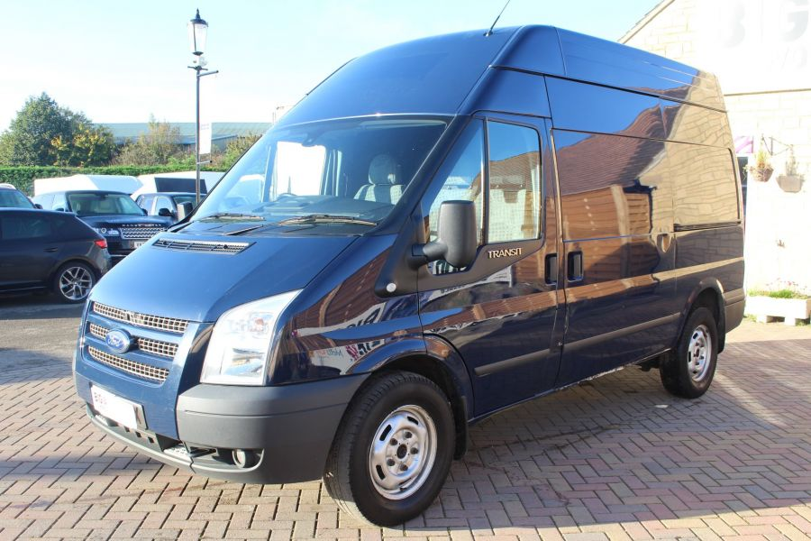 FORD TRANSIT 350 TDCI 125 TREND MWB HIGH ROOF FWD - 6867 - 5