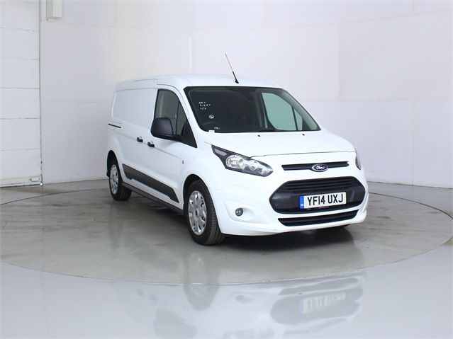 FORD TRANSIT CONNECT 240 TDCI 115 L2 H1 TREND LWB LOW ROOF - 6703 - 1