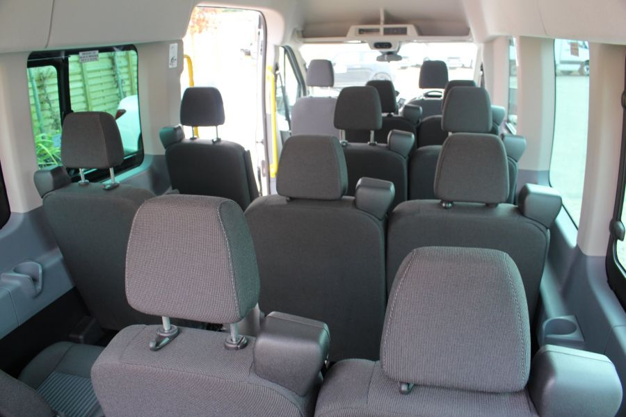 FORD TRANSIT 460 TDCI 125 L4 H3 TREND LWB HIGH ROOF 17 SEAT BUS RWD - 6563 - 31