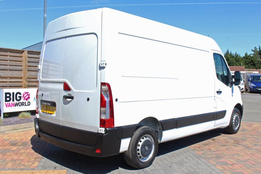 RENAULT MASTER MM35 DCI 110 BUSINESS ENERGY MWB MEDIUM ROOF FWD - 9086 - 5
