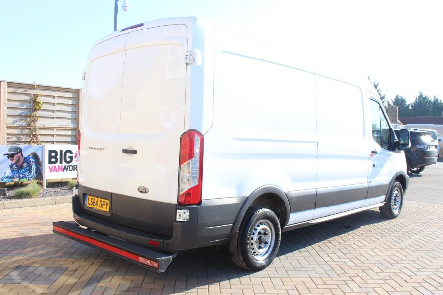 FORD TRANSIT 310 TDCI 100 L3 H2 LWB MEDIUM ROOF RWD - 9195 - 5