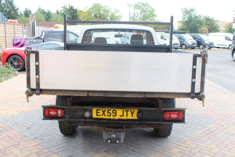 FORD RANGER XL 4X4 TDCI SUPER CAB ALLOY TIPPER - 6057 - 16
