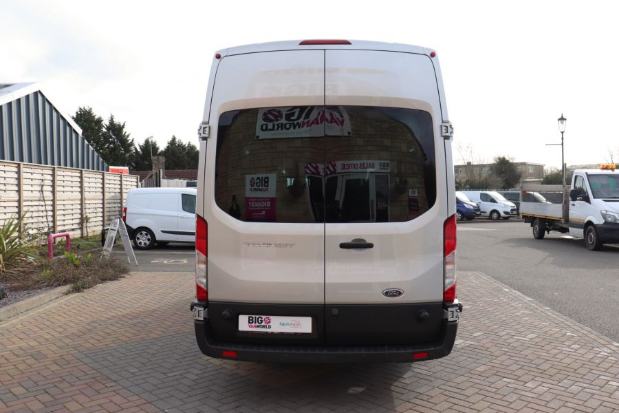 FORD TRANSIT 460 TDCI 155 L4H3 TREND 17 SEAT BUS HIGH ROOF DRW RWD - 10415 - 7