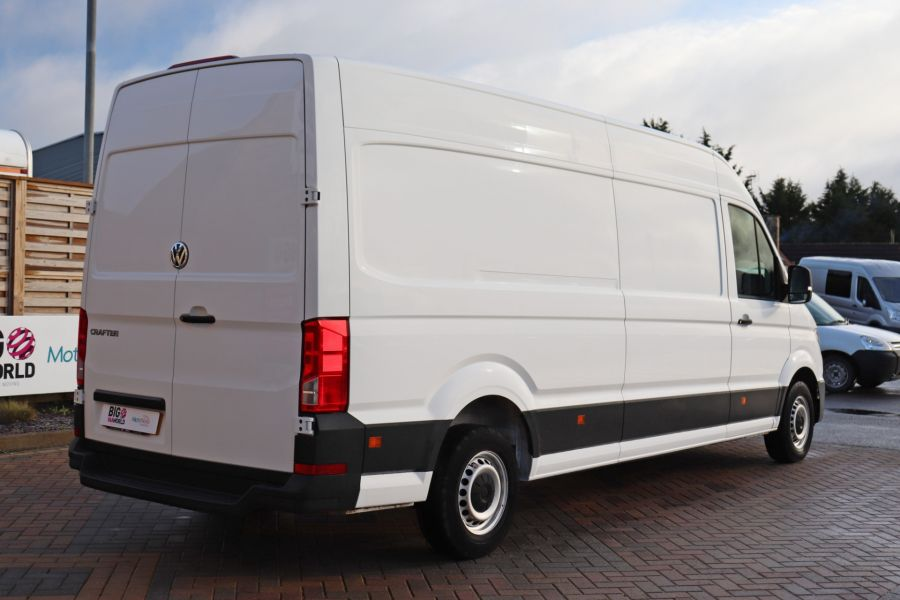 VOLKSWAGEN CRAFTER CR35 TDI 140 STARTLINE LWB HIGH ROOF  (14029) - 12247 - 6