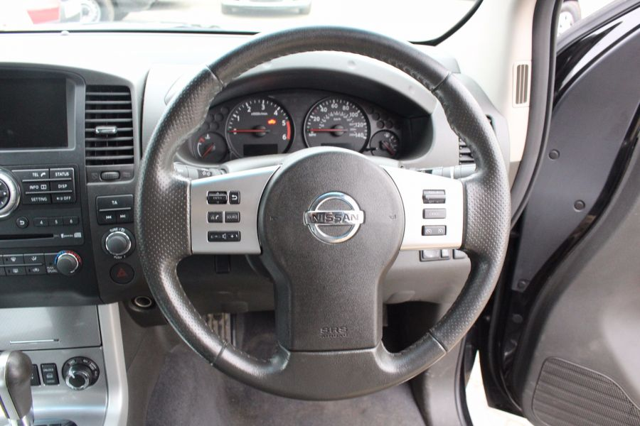 NISSAN NAVARA DCI TEKNA CONNECT 4X4 DOUBLE CAB - 5202 - 12