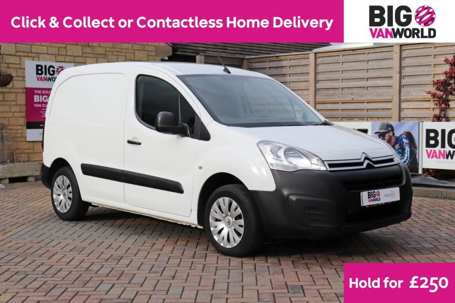 CITROEN BERLINGO 625 BLUEHDI 75 L1H1 ENTERPRISE SWB LOW ROOF  (14091) - 12441 - 1