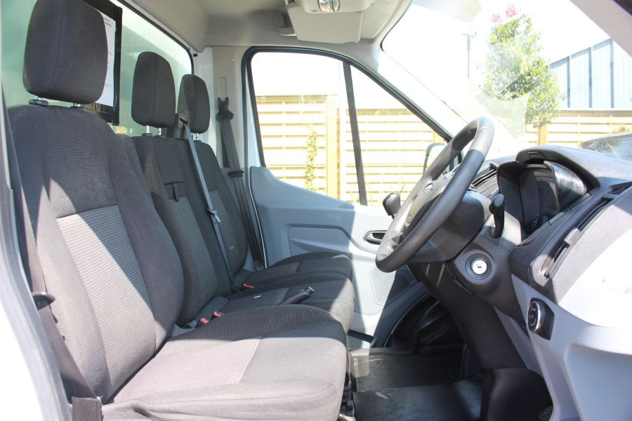 FORD TRANSIT 350 TDCI 125 L4 DRW 'ONE STOP' HIGH CAPACITY LUTON BOX WITH TAIL LIFT - 6135 - 10