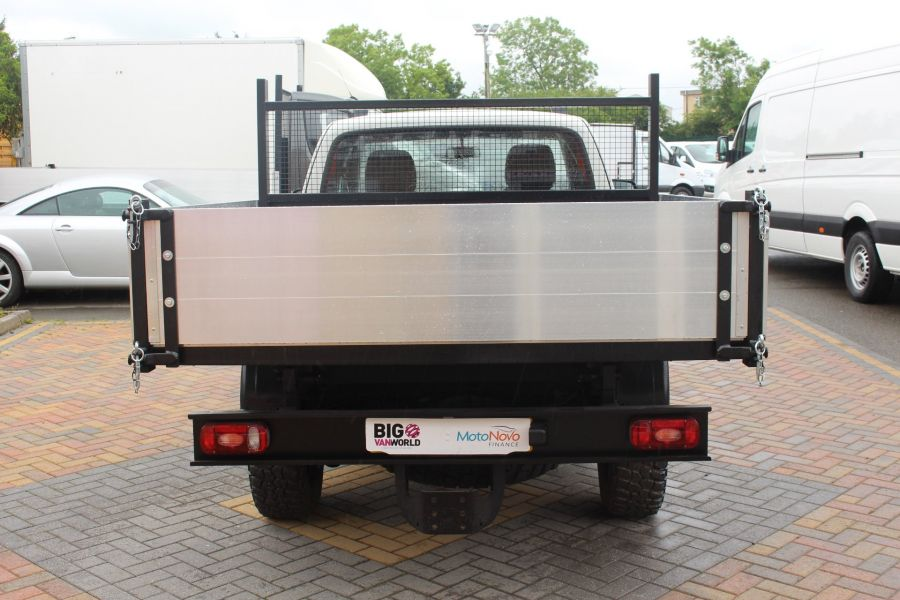 FORD RANGER XL 4X4 TDCI SUPER CAB ALLOY TIPPER - 6055 - 14