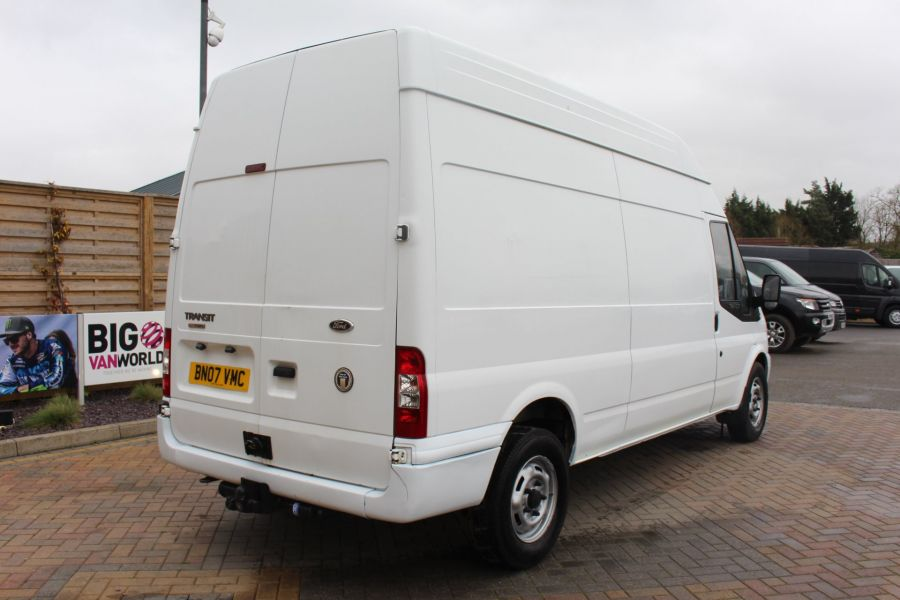 FORD TRANSIT 350 TDCI 100 LWB HIGH ROOF RWD - 9107 - 5