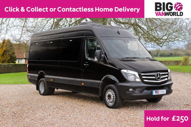 Used MERCEDES SPRINTER in Used Vans Swindon for sale