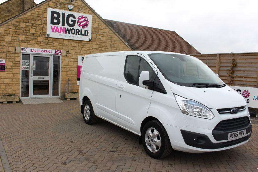 FORD TRANSIT CUSTOM 330 TDCI 125 L1 H1 LIMITED SWB LOW ROOF FWD - 9004 - 3