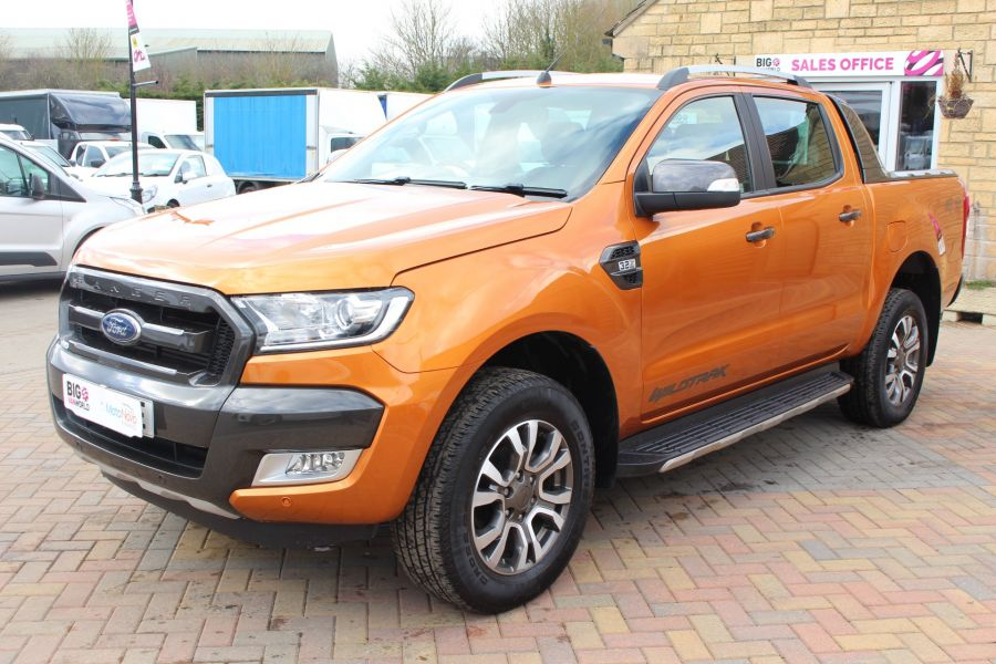 FORD RANGER WILDTRAK 4X4 TDCI 197 DOUBLE CAB - 7360 - 8