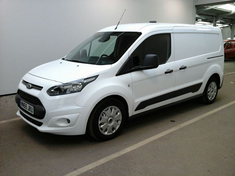 FORD TRANSIT CONNECT 240 TDCI 95 L2H1 TREND LWB LOW ROOF - 9741 - 1