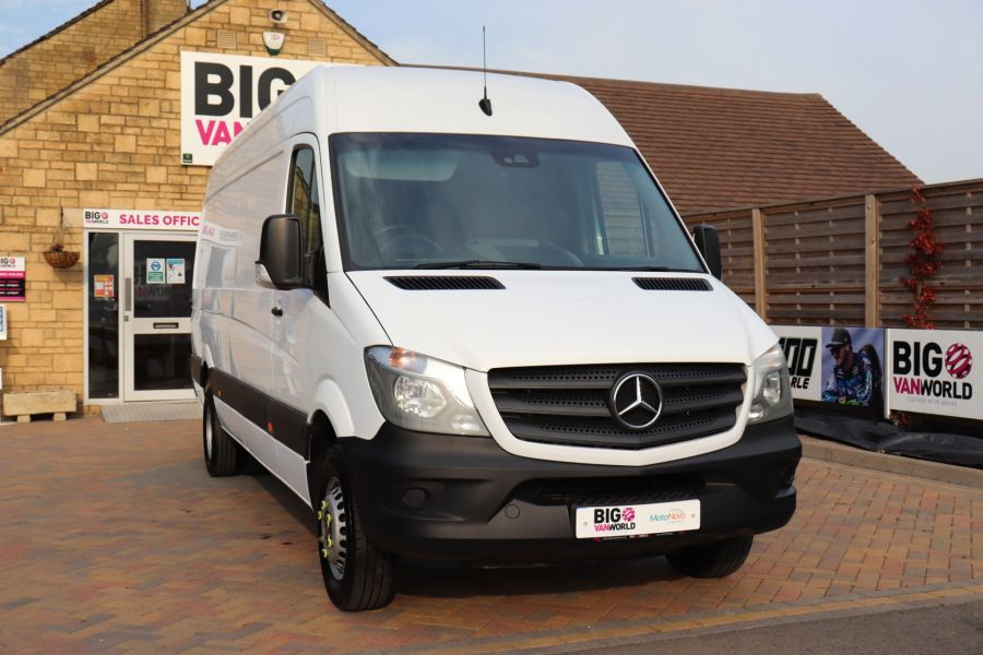 MERCEDES SPRINTER 513 CDI 129 LWB HIGH ROOF DRW - 11183 - 4