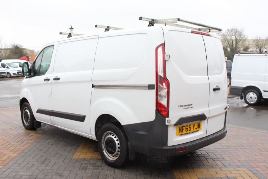 FORD TRANSIT CUSTOM 270 TDCI 125 L1 H1 SWB LOW ROOF FWD - 8450 - 7