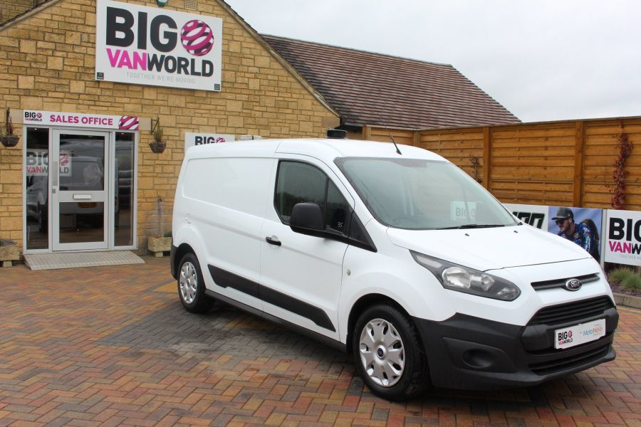 FORD TRANSIT CONNECT 240 TDCI 95 L2 H1 LWB LOW ROOF - 7393 - 3