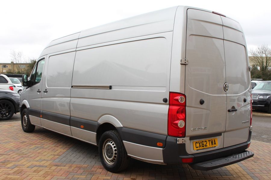 VOLKSWAGEN CRAFTER CR35 TDI 143 LWB HIGH ROOF - 7581 - 7