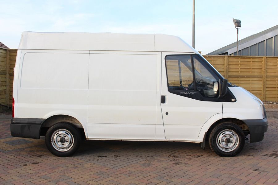 FORD TRANSIT 260 SWB SEMI HIGH ROOF NO VAT - 5782 - 2