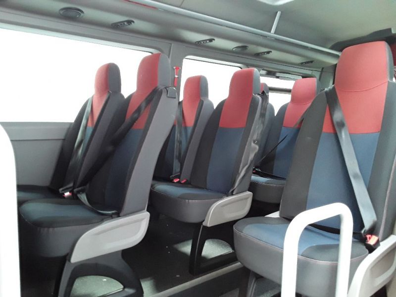 RENAULT MASTER LM39 DCI 165 BUSINESS ENERGY LWB 17 SEAT MINIBUS MEDIUM ROOF - 11353 - 10