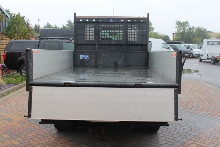 NISSAN NT400 CABSTAR DCI 35.14 SWB ALLOY TIPPER - 6520 - 25