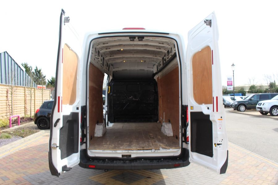 FORD TRANSIT 350 TDCI 125 L4 H3 JUMBO HIGH ROOF RWD - 7394 - 16