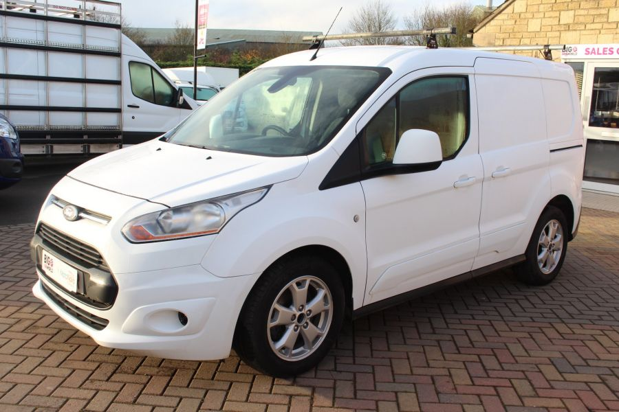 FORD TRANSIT CONNECT 200 TDCI 115 L1 H1 LIMITED SWB LOW ROOF - 6964 - 8