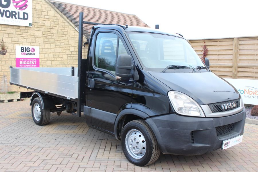IVECO DAILY 35S13 SINGLE CAB ALLOY TIPPER - 5432 - 11