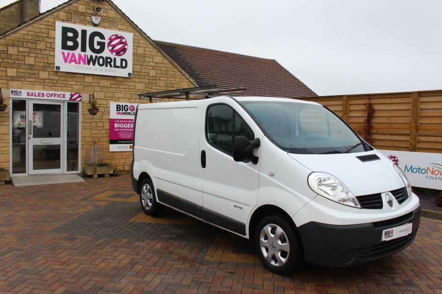 RENAULT TRAFIC SL27 DCI 115 L1 H1 SWB LOW ROOF - 7062 - 2