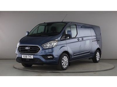 FORD TRANSIT CUSTOM 300 TDCI 170 L2H1 LIMITED LWB LOW ROOF - 11217 - 8