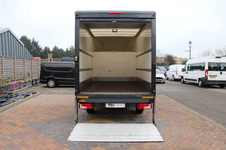 MERCEDES SPRINTER 314 CDI 140 LWB LUTON WITH TAIL LIFT - 11407 - 32